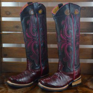 Bull's Eye Boots pink