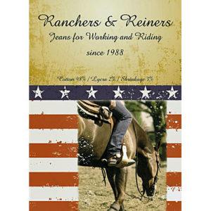 Reitjeans Ranchers und Reiners